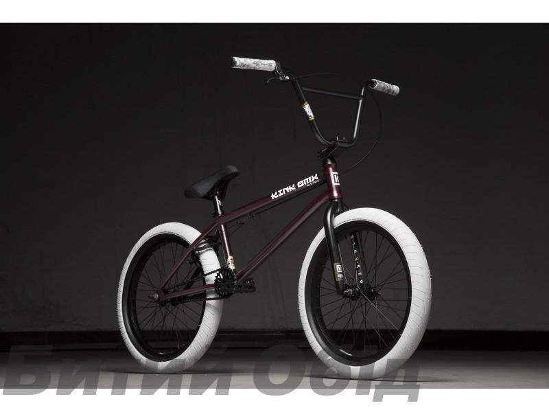 ВЕЛОСИПЕД BMX KINK GAP XL 2020