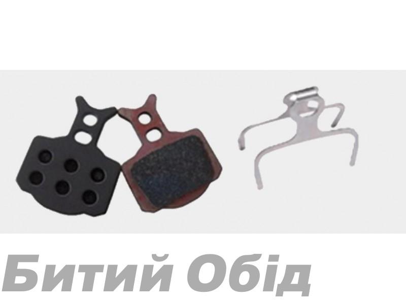 Тормозные колодки дисковые Sheng-An Formula Mega/R1/RX/RO/T1/C1 (BPN-330S)