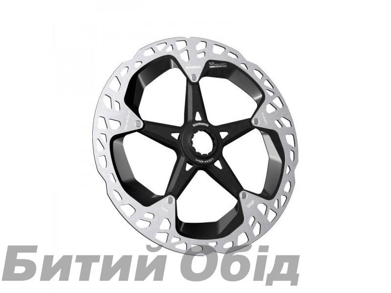 Ротор Shimano XTR RT-MT900-M, 180мм, ICE TECH FREEZA CENTER LOCK фото, купить, киев, запорожье