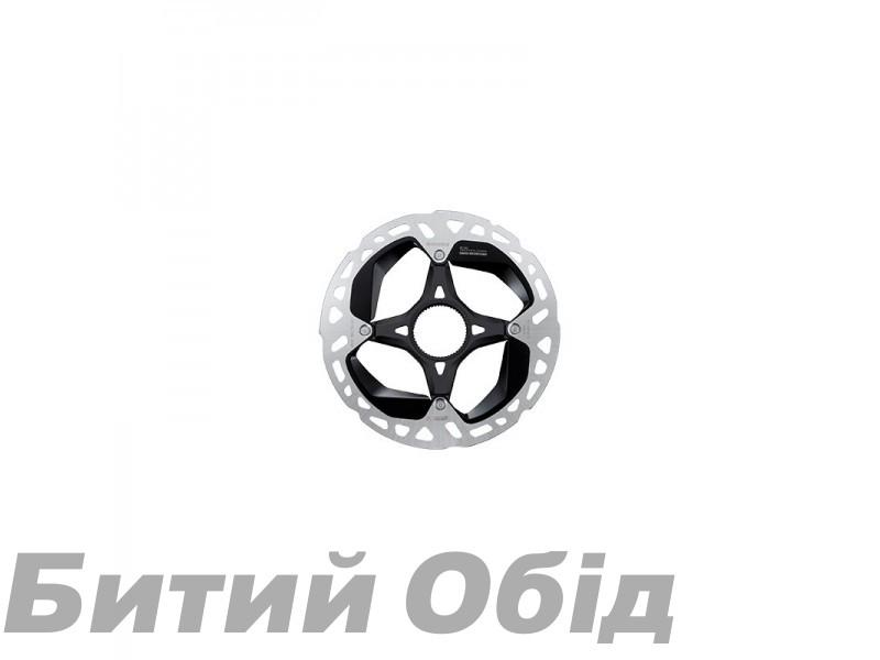 Ротор Shimano XTR RT-MT900-S, 160мм, ICE TECH FREEZA CENTER LOCK фото, купить, киев, запорожье