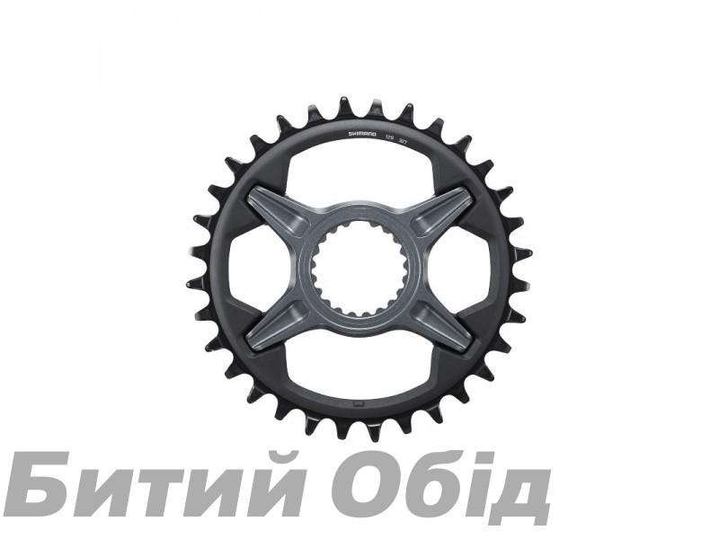 Звезда Shimano FC-M7100-1 SLX SM-CRM75 12 скор. Direct Mount