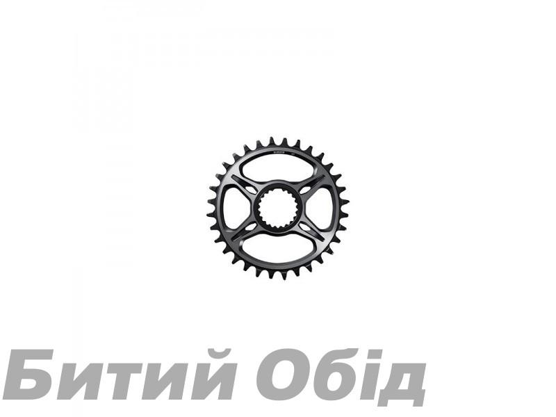 Звезда Shimano FC-M9100-1 XTR SM-CRM95 12 скор. Direct Mount