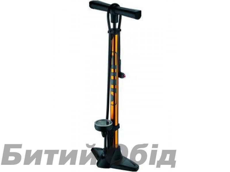 Насос велосипедный напольный Giyo GF-5725