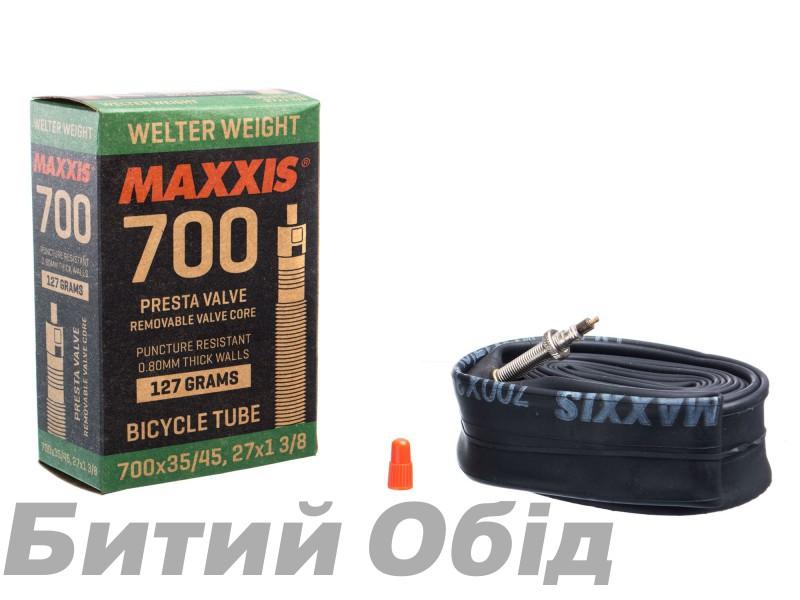 Камера Maxxis Welter Weight 700x35/45 SV (presta)