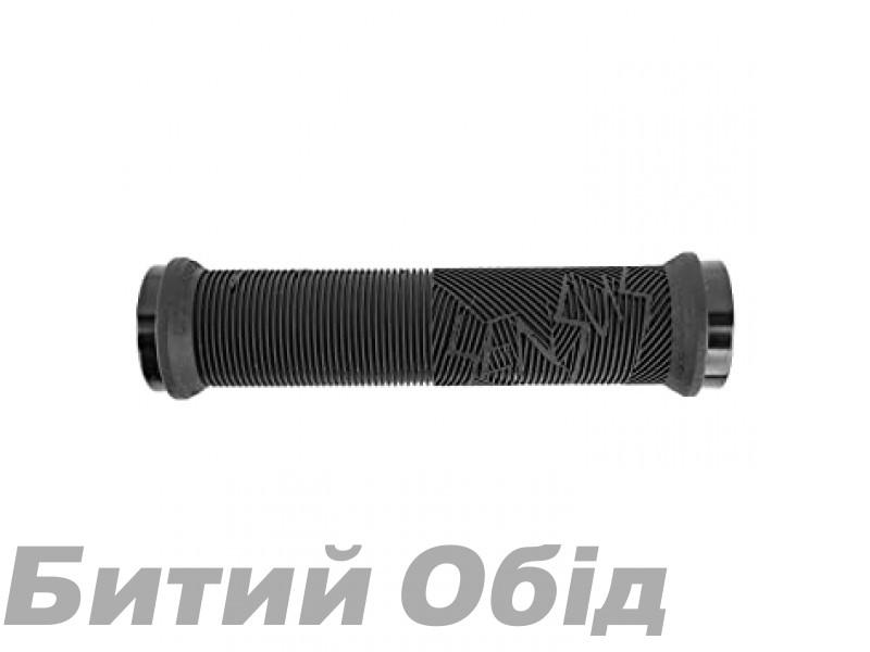 Грипсы ODI Sensus Disidaboss MTB Lock-On Bonus Pack Black w/Black Clamps