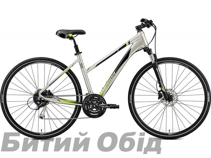 Велосипед MERIDA CROSSWAY 100 (2019)