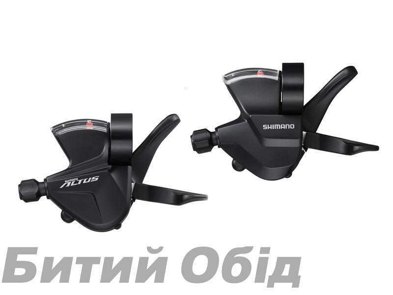Комплект шифтеров Shimano SL-M315 ALTUS (3-7 скор)