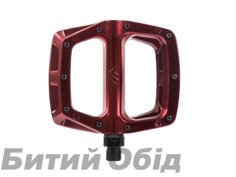 Педали DMR V8 V2 (ED Red) красный металлик