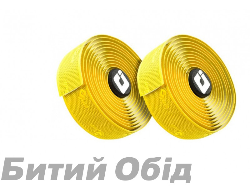 Обмотка руля ODI 2.5mm Performance Bar Tape - Yellow (желтая)