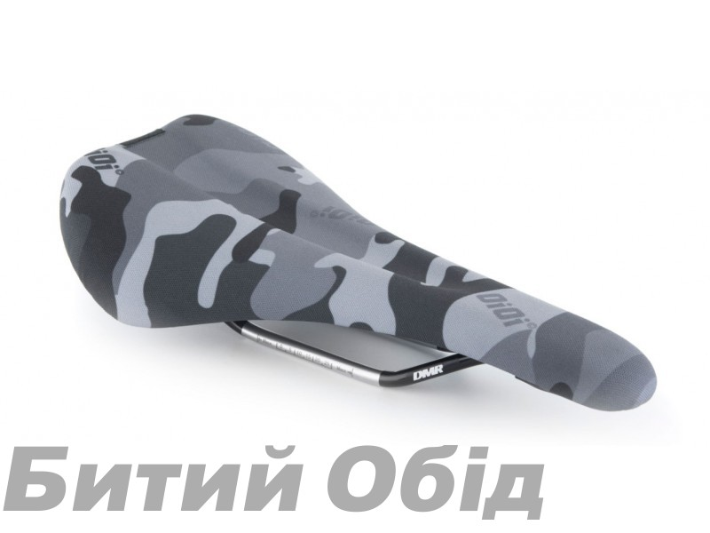 Седло DMR Oi-Oi Camo Grey/Black