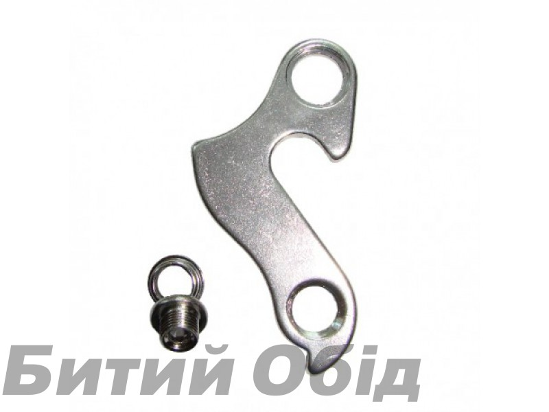 Петух заднего переключтаеля на велосипед (задний крюк, серьга)