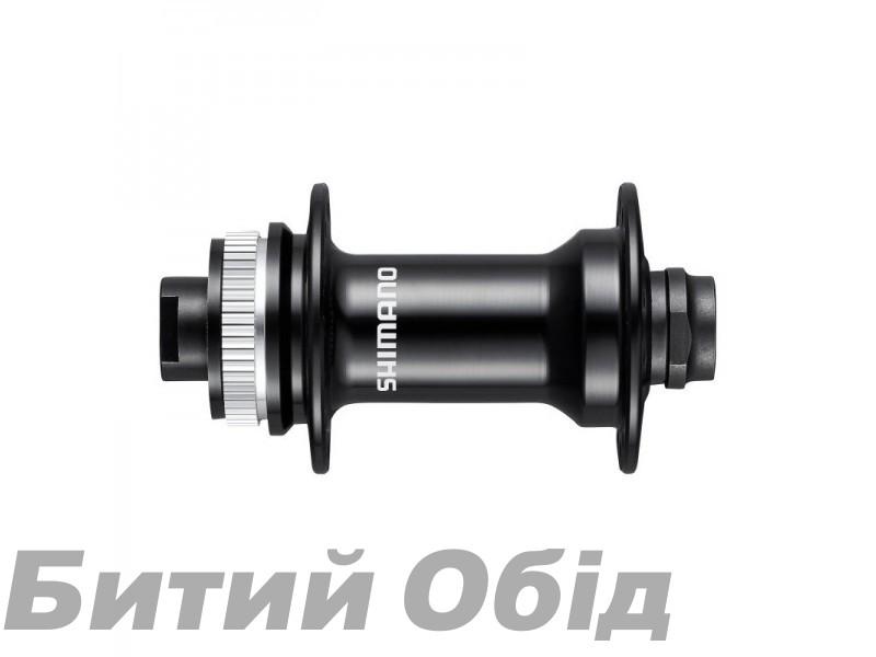 Втулка передняя Shimano HB-RS470, 12мм THRU TYPE OLD: 100мм CENTER LOCK