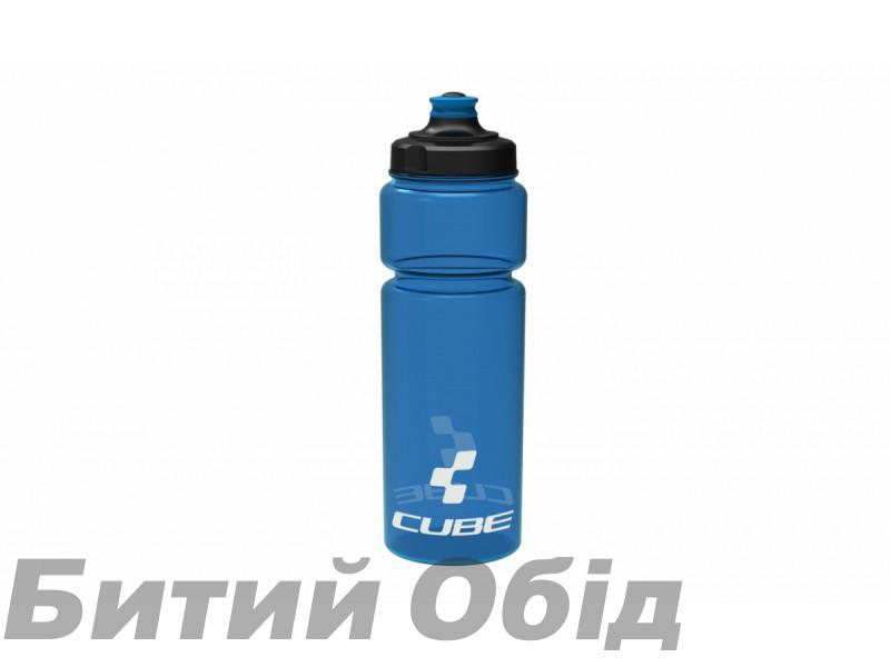 Велосипедная фляга Cube Bottle 750 ml Icon blue