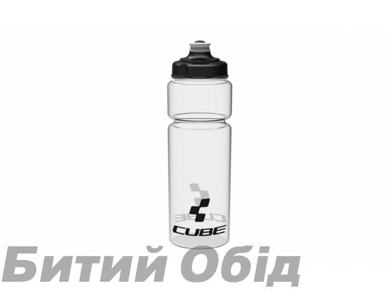 Велосипедная фляга Cube Bottle 750 ml translucent