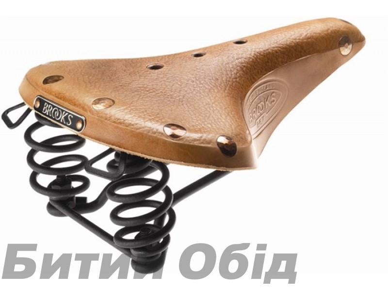Седло BROOKS B67 Select