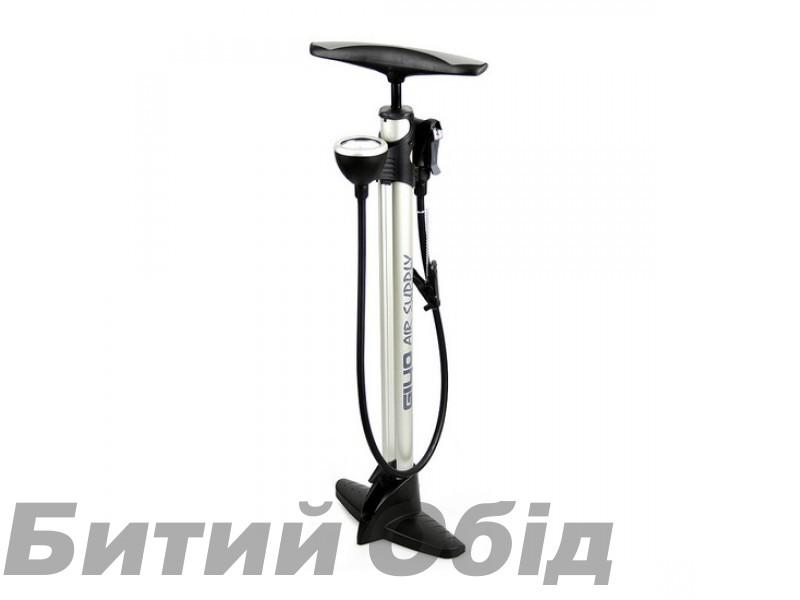 Насос велосипедный напольный Giyo GF-36P