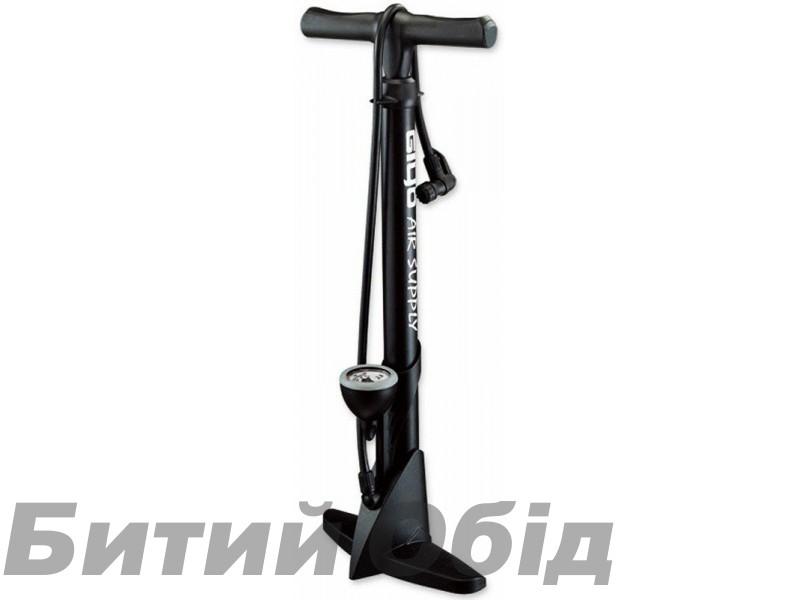 Насос велосипедный напольный Giyo GF-43P