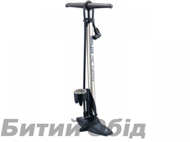 Насос велосипедный напольный Giyo GF-31 фото, купить, киев, запорожье