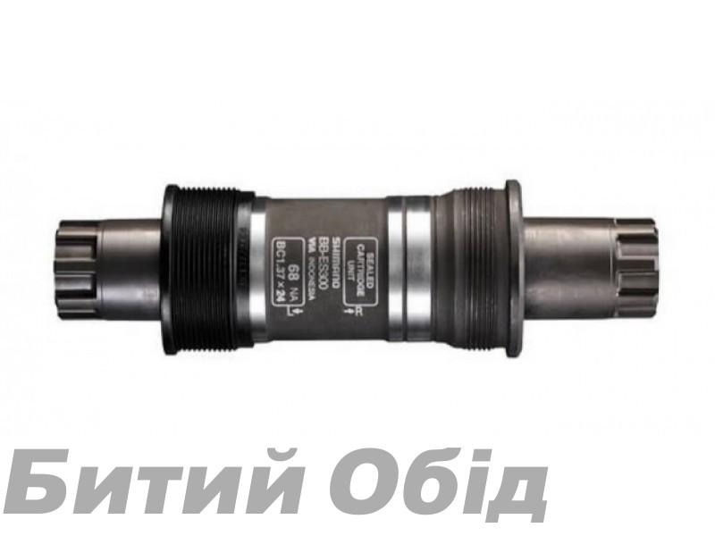 Каретка Shimano BB-ES300 OCTALINK, полая ось BSA 68x113мм фото, купить, киев, запорожье