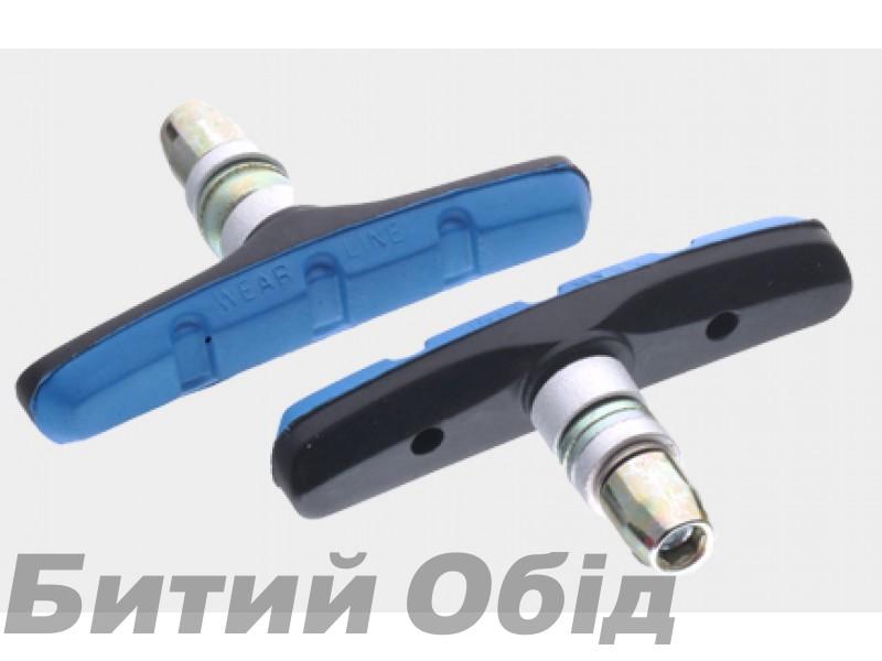 Тормозные колодки V-brake Sheng-An BSV-1L-190BK фото, купить, киев, запорожье