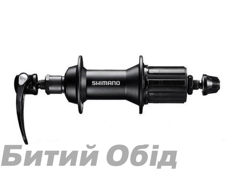 Втулка задняя Shimano FH-T4000, 36сп., 8/9/10-зв., черн
