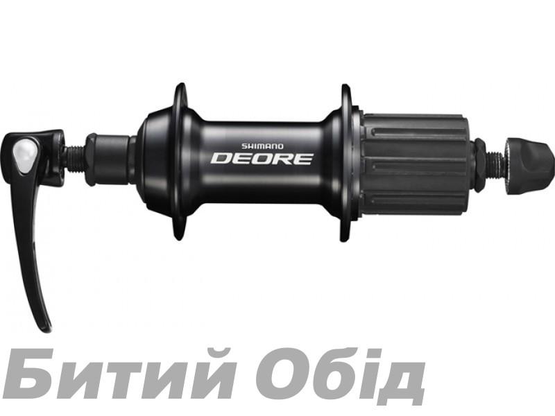 Втулка задняя Shimano FH-T610 8/9-зв. 36сп, черн фото, купить, киев, запорожье