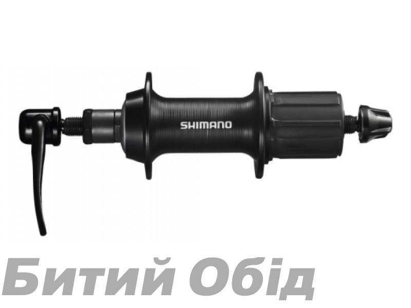 Втулка задняя Shimano FH-TX800 36сп, черн фото, купить, киев, запорожье