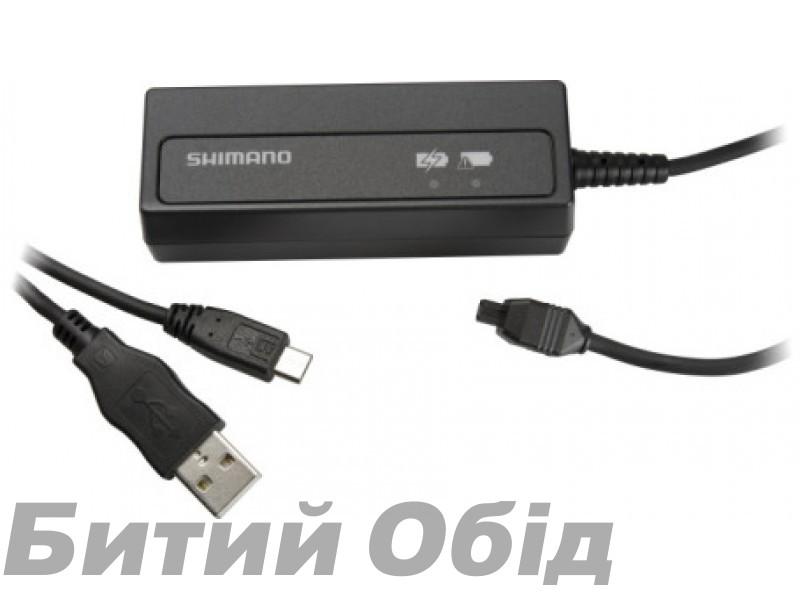 Зарядное устройство Shimano SM-BCR2, для внутр. батареи фото, купить, киев, запорожье