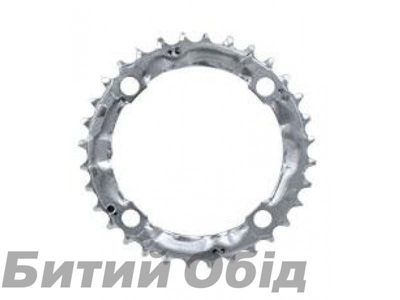 Звезда шатунов Shimano Deore FC-M510 32 зуб. серебр. 9-ск.