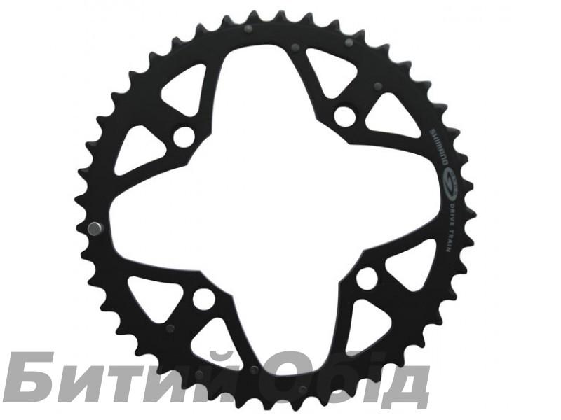 Звезда шатунов Shimano SLX FC-M760 44зуб, черн. 9-ск фото, купить, киев, запорожье