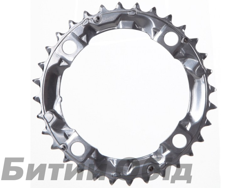 Звезда шатунов Shimano Alivio FC-M410/415 32зуб, сталь