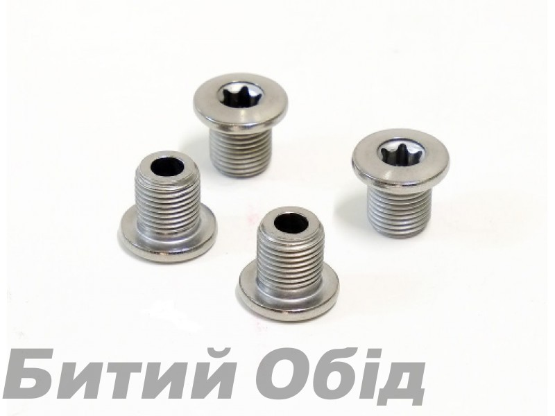Болты звезд шатунов Shimano FC-M612 M8X8,5 (4шт.)
