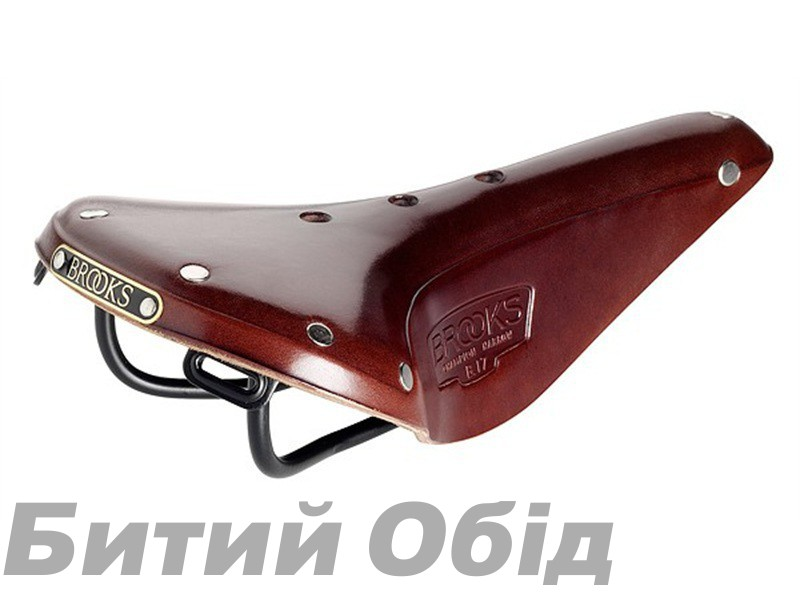 Седло BROOKS B17 NARROW