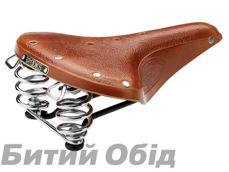 Седло BROOKS B67 фото, купить, киев, запорожье