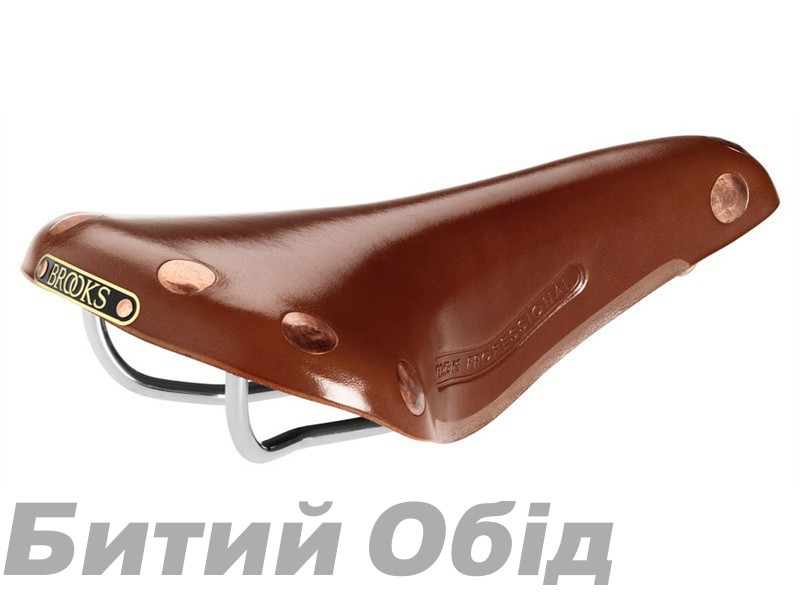 Седло BROOKS Team Pro Chrome
