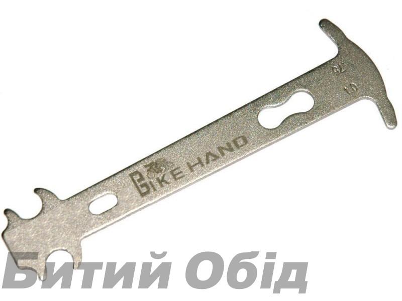 Измеритель износа цепи Bike Hand YC-503 фото, купить, киев, запорожье