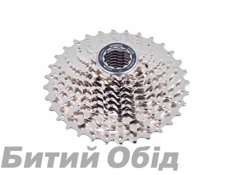 Кассета CS-HG50-10, 11-36, 10-зв. (DEORE) фото, купить, киев, запорожье