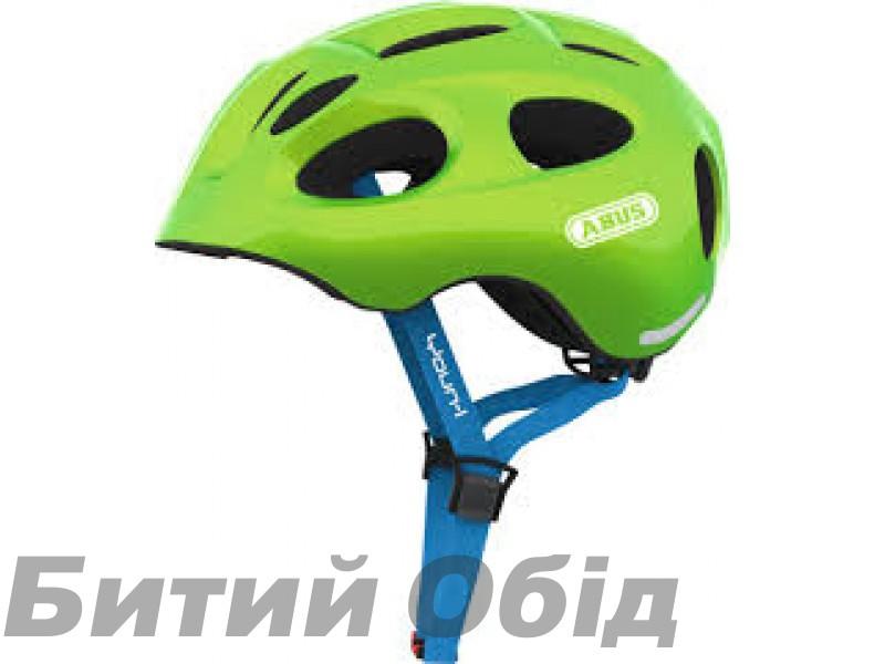 Велосипедный шлем Abus YOUN-I sparkling фото, купить, киев, запорожье