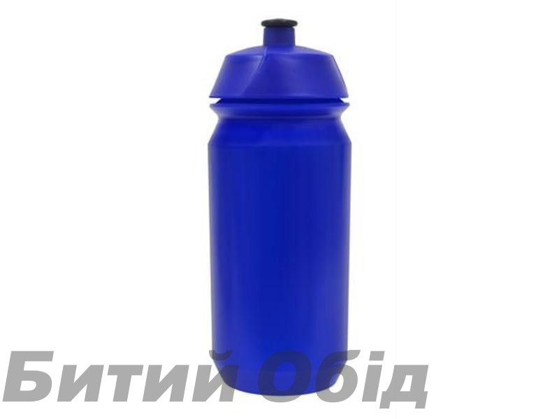 Фляга TacX Shiva 0.5л, синяя (T5717) фото, купить, киев, запорожье