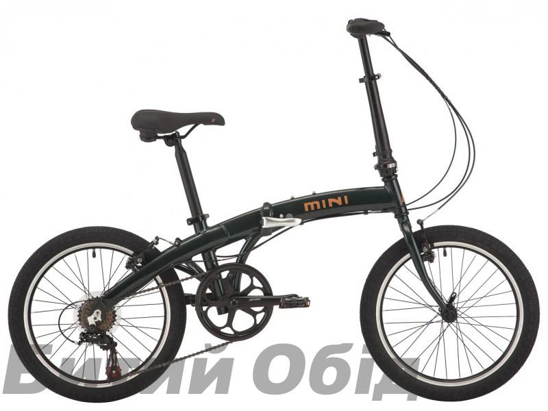 Велосипед 20 Pride MINI 6 (2018 год) фото, купить, киев, запорожье