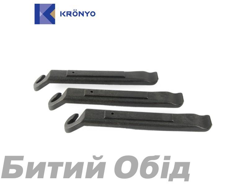 Бортировачная лопатка Kronyo TBP-09B (1 штука)