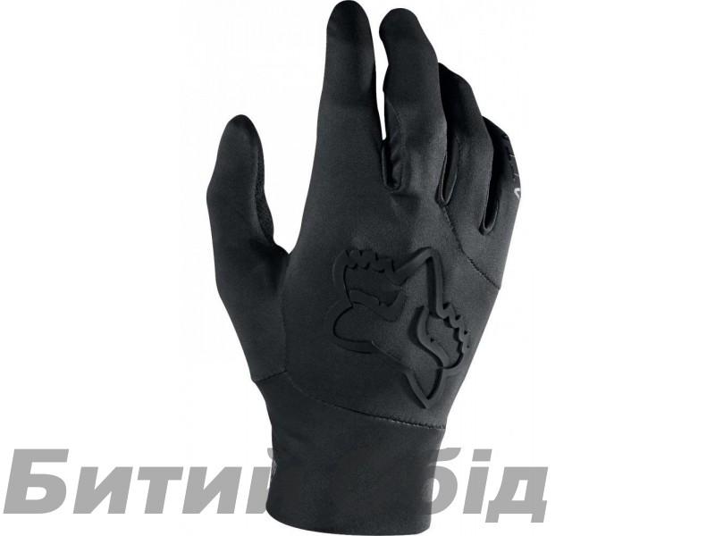 Вело перчатки FOX ATTACK WATER GLOVE фото, купить, киев, запорожье