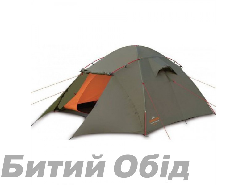Палатка 2-3-местная Pinguin Taifun 2 (Green)