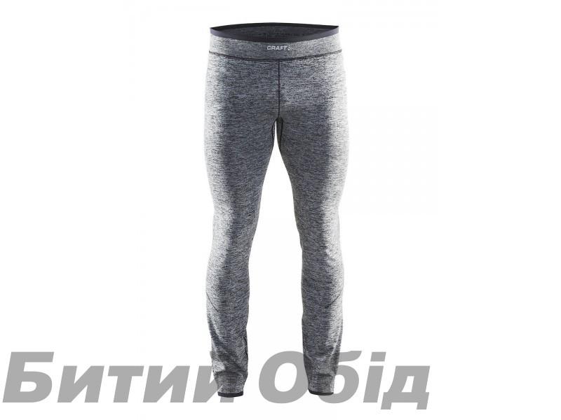Мужские термоштаны Craft Active Comfort Pants Man (1903717) black фото, купить, киев, запорожье