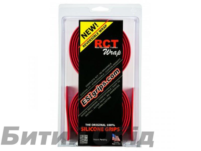 Обмотка руля ESI RCT Wrap Red (красная) фото, купить, киев, запорожье