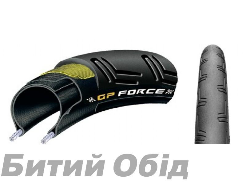 Покрышка Continental Grand Prix Attack II / Force II