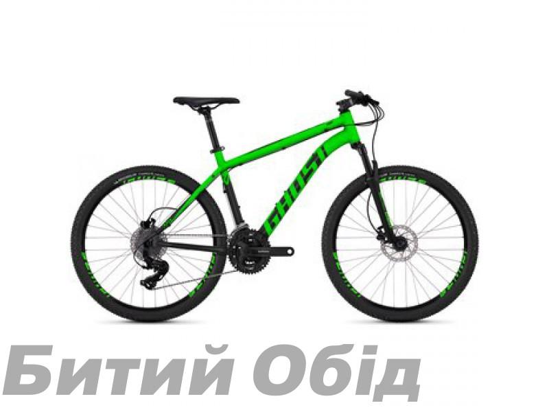 Велосипед GHOST Kato 1.6 AL 26 (2018 год) фото, купить, киев, запорожье