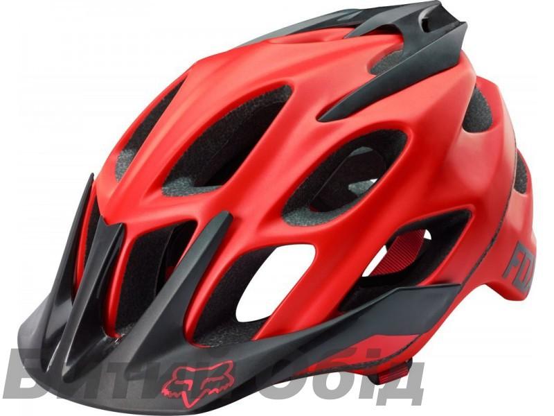 Вело шлем FOX Flux Helmet фото, купить, киев, запорожье