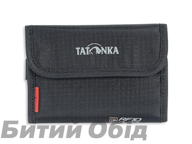 Кошелек Tatonka Money Box RFID B фото, купить, киев, запорожье