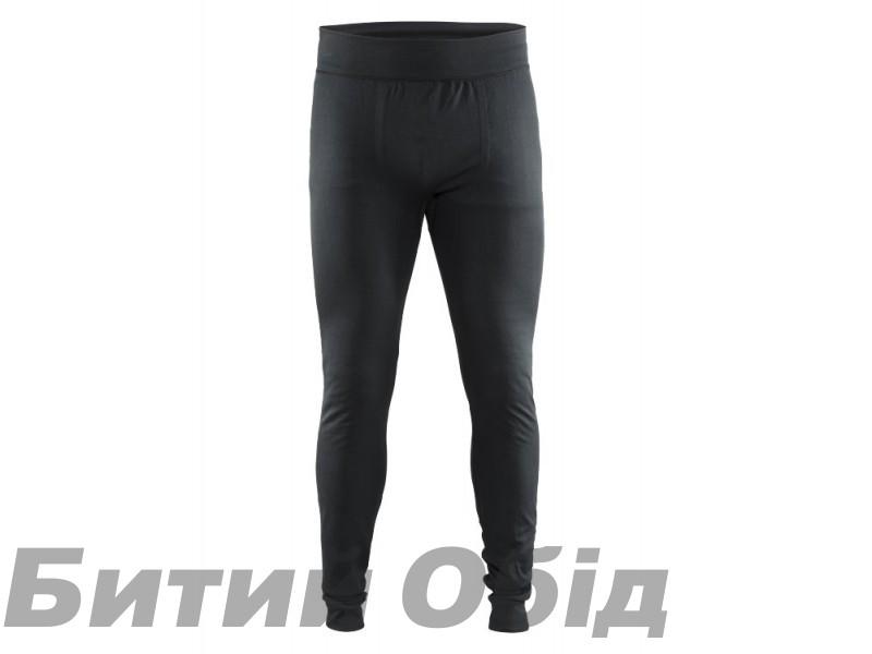 Мужские термоштаны Craft Active Comfort Pants Man (1903717) black solid фото, купить, киев, запорожье